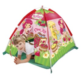 SUNMAN started producing Toy Tent Houses.